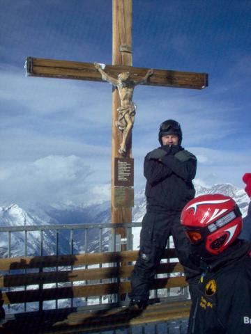 Это в Альпах.