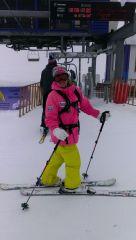 Окси лыжница