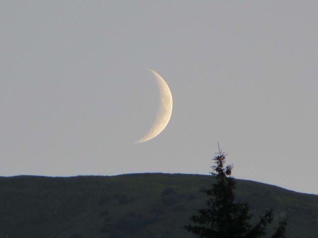 Луна над Ткачихой